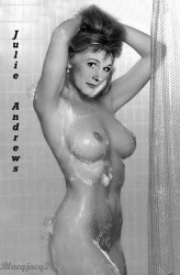 Message, matchless))), julie andrews nude fakes can