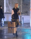 Anja Rubik Out for Christmas dinner in Warsaw, Poland December 21-2015 x24