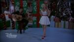 Dove Cameron Singing 'Let It Snow'