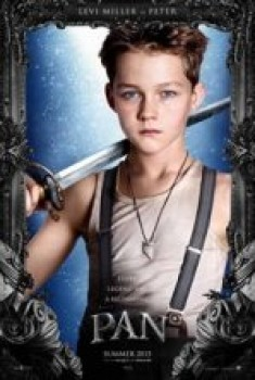 Pan Viaje A Nunca Jamás  2015 Blu Ray 3D