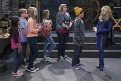 """Dove Cameron in 'Liv and Maddie' S3EP10 """"Ridgewood-A-Rooney"""" x1"""