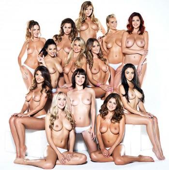 wild orgy women