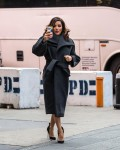 Eva Longoria walking back to the NBC studios after having lunch at OCEANA Restaurant4 January 4-2016 x11