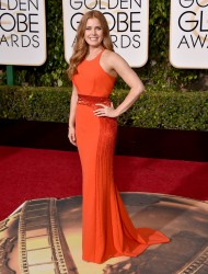 Amy Adams - 73rd Annual Golden Globe Awards 1/10/16
