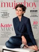 Kate Mara -    Mujer Hoy Magazine Jan 2016 Max Mara Photos.