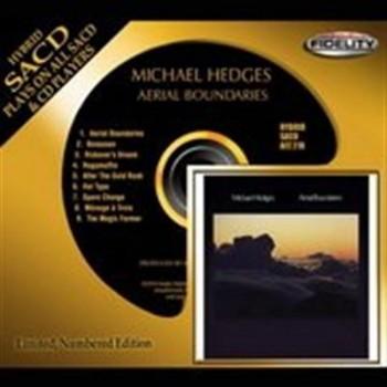 Michael Hedges - Aerial Boundaries (1984, Audio Fidelity 2015)