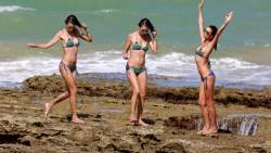 Alessandra Ambrosio, Chloe Moretz, Helene Fischer, Hilary Duff, Kaley Cuoco, Kirsten Dunst, Lena Meyer-Landrut (Wallpaper) 7x