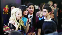 "Dove Cameron in Radio Disney's ""Total Access Live!"" x23"