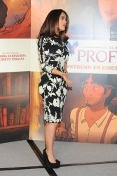 "Salma Hayek - ""The Prophet"" Photocall in Mexico City (1/16/16 )"