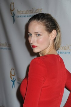 Leelee Sobieski - International Centre For Missing And Exploited Children's Inaugural Gala May 7th 2015