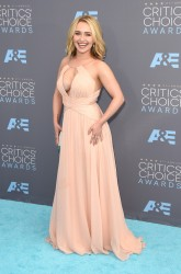 Hayden Panettiere - 21st Annual Critics' Choice Awards in Santa Monica 1/17/16