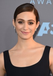 Emmy Rossum - 21st Annual Critics' Choice Awards in Santa Monica 1/17/16