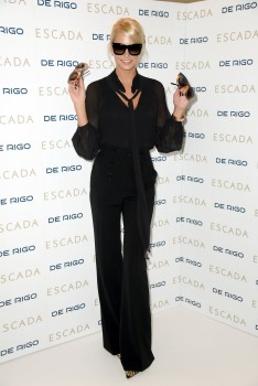 Lena Gercke - Escada Sunglasses - OPTI Convention Munich 16.01.16 -x17