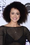 Nathalie Emmanuel - 42nd Annual Peoples Choice Awards, Los Angeles, 06-Jan-16