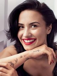 Demi Lovato - Allure Magazine - February 2016