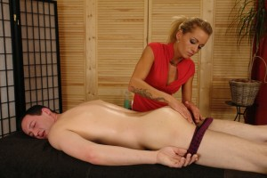 CFNMEu - Kinky Massage part 1