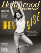 Brie Larson -       The Hollywood Reporter Magazine January 2016 Austin Hargraves Photos.