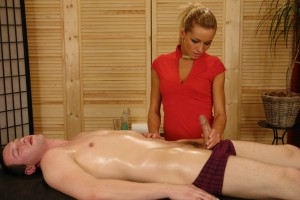 CFNMEu - Kinky Massage part 2