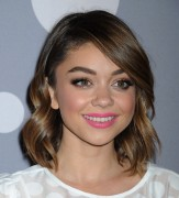 Sarah Hyland @ Minnie Mouse rocks the Dots Art & Fashion Exhibit in LA | January 22 | 22 pics + 13 adds