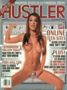 Hustler USA - August 2000