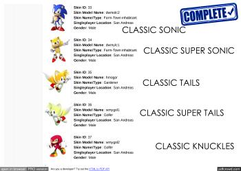 ★ GTA: SonicFreak Edition ★  2218a2461088500