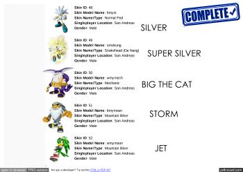 ★ GTA: SonicFreak Edition ★  432f65461088509