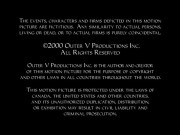 Tanya Reid - TV series The Outer Limits S6E03 caps x4