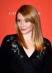 Bryce Dallas Howard - 'Southside With You' Premiere at 2016 Sundance Film Festival 1/24/16