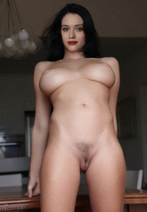 c50340461536839 Kat Dennings Nude Shows her Nude Pics