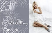 Dakota Fanning : Sexy Wallpapers x 3