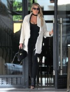 Charlotte McKinney - Shopping in Beverly Hills 1/27/16