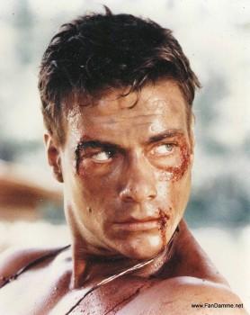 Киборг / Cyborg; Жан-Клод Ван Дамм (Jean-Claude Van Damme), 1989 6a0af0461866494