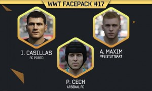 WWT FIFA Mods FacePack 17 for FIFA 16