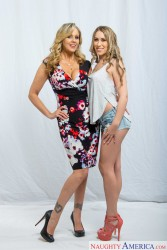 Julia Ann, Kimber Lee - Naughty America (1/20/16) x82