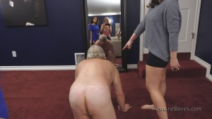 MenAreSlave - Belle, Darie, Rikki - Home Movies part 1