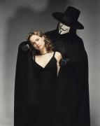 «V» значит Вендетта / V for Vendetta (Натали Портман, 2006) Fd81b3462055575