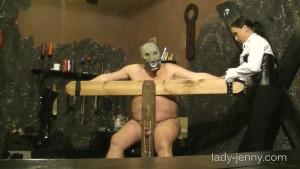 Lady-Jenny - Lady Jenny - CBT in Gas Mask