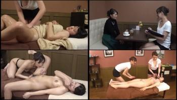 RIX013 Aphrodisiac Lesbian Oil Esthetic Treatment