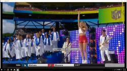 Rachel Platten 2016 NFL Pro Bowl Pre Game Performance