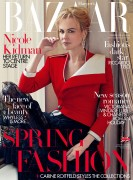 Nicole Kidman -                Harper's Bazaar Magazine (UK) March 2016 Norman Jean Roy Photos.
