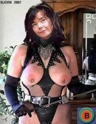 Nude björk Björk