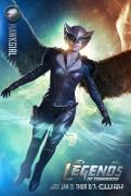 Ciara Renee-          Legends of Tomorrow Season 1 Poster & Promoshoot.