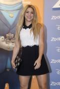 Shakira-                  Zootropolis Premiere Barcelona February 3rd 2016.