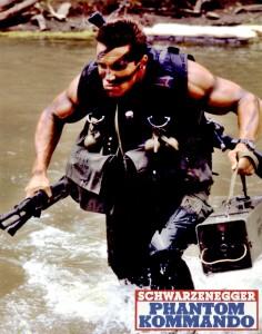 Коммандо / Commando (Арнольд Шварценеггер, 1985) Cf51c7463245795