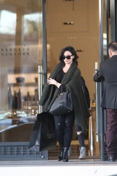 Demi Lovato - @Barneys  Beverly Hills 03.02.2016 -x10