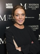 "Lindsay Lohan -                    Tyler Shield's ""Decadence"" Opening Night London February 3rd 2016."