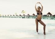 Genevieve Morton - Daniella Midenge photoshoot (South Africa bikini) (2015)