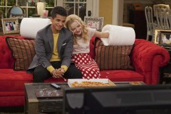 "Dove Cameron in 'Liv and Maddie' S3EP11 ""Coach-A-Rooney"" x5"