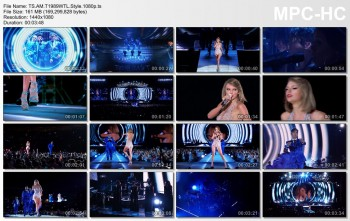 Taylor Swift - App1e Mu$ic 1989 World Tour Live - Style - 1080p