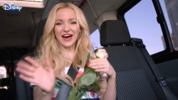 "Dove Cameron in ""A Day In The Life"" x84 plus video link"